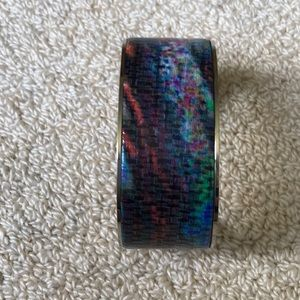 Escada cuff bracelet